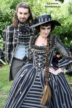 Kleiner Tod - Wave Gotik Treffen - Viktorianisches Picknick WGT 2009