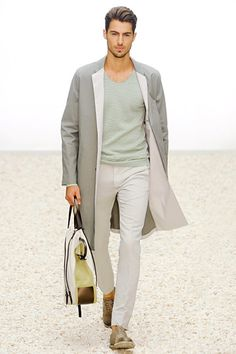 New York Fashion Search - Ermenegildo Zegna, Spring 2012 RTW & Menswear -- New York Magazine