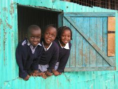 Teach school in an impoverished third world country