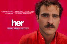Her Soundtrack - The Moon Song (Scarlett Johansson & Joaquin Phoenix) Joaquin Phoenix, Moustaches, Soundtrack Songs, Radio Online, Spike Jonze, Divorce Papers, Arcade Fire, Instant Video, She Movie