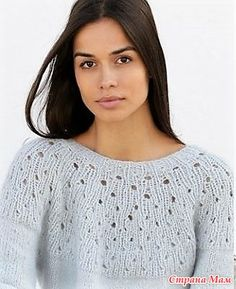 Knitwear, Knit Crochet, Jumper, Pullover, Knitting, Coat, Pattern, How To Make, Jackets