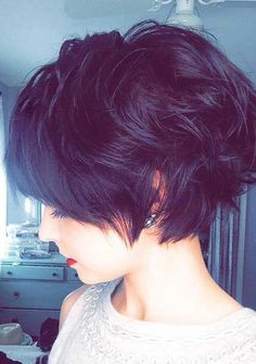 8. Short Shag Haircut