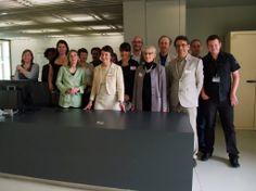L'équipe de la BU  UVSQ - SCD / UVSQ – DBIST