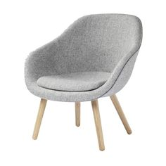 About A Lounge Chair AAL82 Sessel mit Kissen lackiert -  - A049607.000