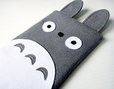 My Neighbor Totoro ipad case by yummypocket on Etsy
