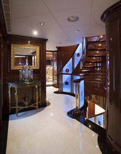"""One of my favorite yachts my dad built, """"Casino Royale"""" for John Staluppi."""