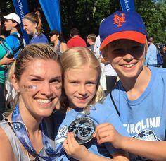 Dr. Hardin ran the Tar Heel 10 Miler in April 2016 and raised money to support the Kidzu Children's Museum.