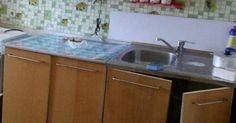 Ako obnoviť starý kuchynský nábytok? - Ketkes.com
