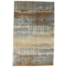 American Rug Craftsmen Shaggy Vibes Stratus Aspen Blue Rug (8' x 11') - Overstock™ Shopping - Great Deals on American Rug Craftsmen 7x9 - 10x14 Rugs