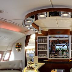 I would like to fly the Airbus A380 first class. If you combine the biggest airliner ever with first class travel, it will probably be a good time. I don't think I would ever forget this experience.