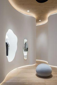 Nemika Concept Store by Kohei Nawa - News - Frameweb