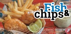 Fish & chips para picar y compartir- Recetas - Blogstronomy - Bistronomy by Rausch