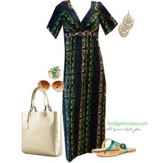 4db14dcb827 Check out some Plus Size Maxi Dresses for summer