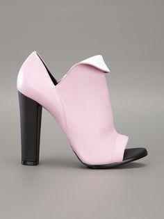 BALENCIAGA - open toe shoe 2