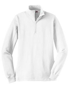 Sport-Tek Ladies 1/4-Zip Sweatshirt. LST253 $19.81