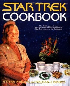 The Star Trek Cookbook - Is there one food that humans, Klingons, Bajorans, and Vulcans would like? If so, what would it taste like? How would you prepare it? Could you find all the ingredients locally?