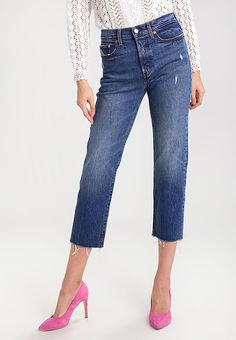 Levi's® WEDGIE STRAIGHT - Straight leg jeans - lasting impression for £84.99 (06/08/17) with free delivery at Zalando