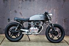 Honda CB400 By 66 Motorcycles