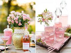 Pretty Pink Kitchen Tea Inspiration | Girly Inspiration