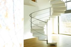 B-405 | architectural stairs, stairs in steel, staircases in metal