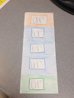 "Today we continued talking about ""r"" controlled vowels in our phonics group. My personal favorite is ""ar"", because the kids all make funny . Teaching Kindergarten, Teaching Reading, Teaching Ideas, Guided Reading, Reading Lessons, Student Teaching, Learning Resources, Preschool, Spelling Activities"