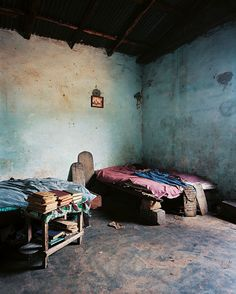 Perspective. Blog with a few snaps around the world of Where Children Sleep: James Mollison. Great teaser for the book.