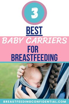 A baby carrier is a breastfeeding must have. Tips on how to choose the best baby carrier for the breastfeeding mom. The answer to whether the wrap, or structured ergo is best. Breastfeeding In Public, Breastfeeding Problems, Breastfeeding Support, Baby Hacks, Baby Tips, Breastfeeding Accessories, Best Baby Carrier, Baby Diaper Bags, Attachment Parenting