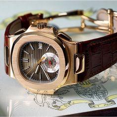 Patek Philippe 5980R Chronograph