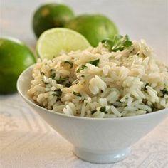Lime Cilantro Rice - Allrecipes.com