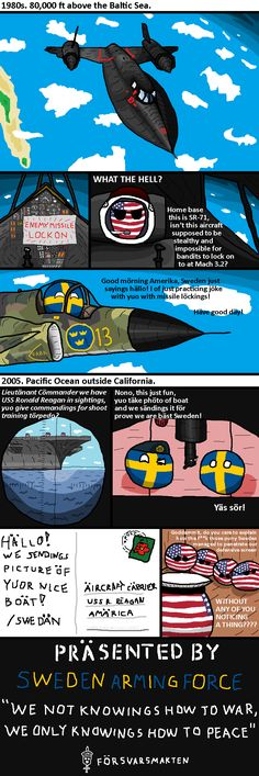 The 17 Funny memes Most Brilliant Things That Have Ever Happened – Funny Memes Funny Images, Best Funny Pictures, Swedish Armed Forces, Military Memes, Pokemon, History Memes, Fun Comics, Sweden, Funny Jokes