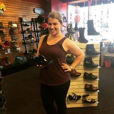 Meet your seller! Name: Emily Spencer aka @l18blk  Hometown: Celina OH Favorite Simons Brand: @flylondonnyc  Favorite thing about Boston: Everything but the T . Favorite Pandora station: Elastic Heart #shoes #Brookline #boston #Ohio #celina #boots  #sia  #pandora #sales #salesperson #shopping  #winter #fall #simonsshoes #instashoes