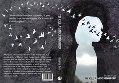 To Kill A Mockingbird - Book Cover on Behance