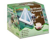 Velda, pyramide anti-héron pour bassin d'agrément, Brilliant Pyramid, 128030