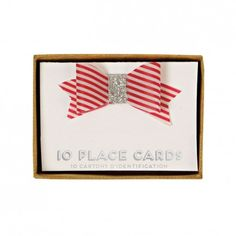 Jingle All the Way Place Cards (pack of 10)