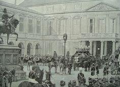 Begrafenis Koning Willem III der Nederlanden 1890