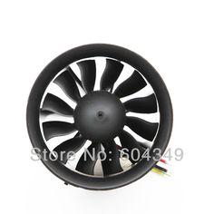 Thay đổi Sun 70 mét Ngầm Hoá Fan 12 Blades với EDF 2839 động cơ kv2600 tất cả các thiết lập