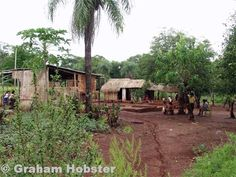 Rural Paraguay...the simple life and it's just beautiful!