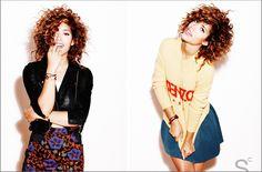 Christina Caradona http://troprouge.blogspot.com/ Photography by Nick Onken Hair & Make Up by Tovah Avigail
