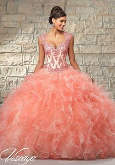 Mori Lee Quinceanera Dress Style 89029