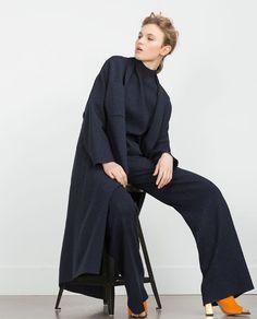 OVERSIZED COAT from Zara