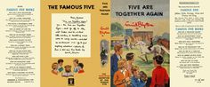 Five Are Together Again. Enid Blyton.