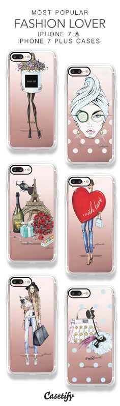 Most Popular Fashion Illustrator iPhone 7 Cases & iPhone 7 Plus Cases here > https://www.casetify.com/marianamarche/collection