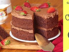 This fool-proof chocolate cake recipe is truly the best. With a step by step guide to help you though, and a perfect chocolate buttercream icing recipe! Chocolate Buttercream Icing, Chocolate Cake, Milktart Recipe, Baking Recipes, Cake Recipes, Malva Pudding, Milk Tart, Best Carrot Cake, Icing Recipe