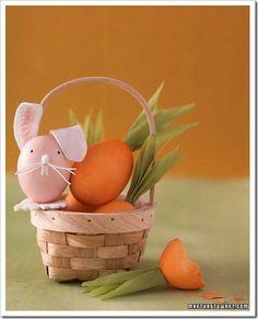 Ideas decoración huevos de Pascua