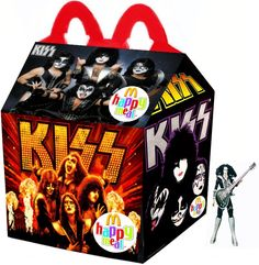 """KISS"" Happy Meal"