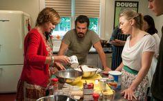 Joyce Maynard Teaches the Labor Day Stars How to Bake a Pie