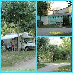 Camper stories: Dag 8, Richting Torre Pedrera (nabij Rimini)