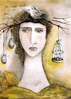 Art by Pam Carrier.