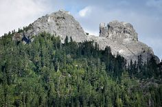 Crown Mountain on the North Shore. #hiking