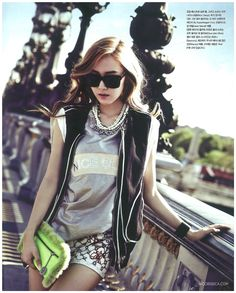[SCAN] JESSICA - Vogue Girl Magazine June Issue 2013 - SoShi Fanclub - We Love Girls' Generation (SNSD)